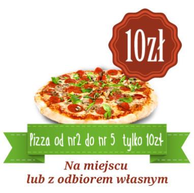 Pizza 10zł